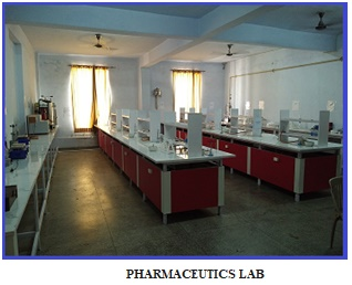 PHARMACEUTICS Lab